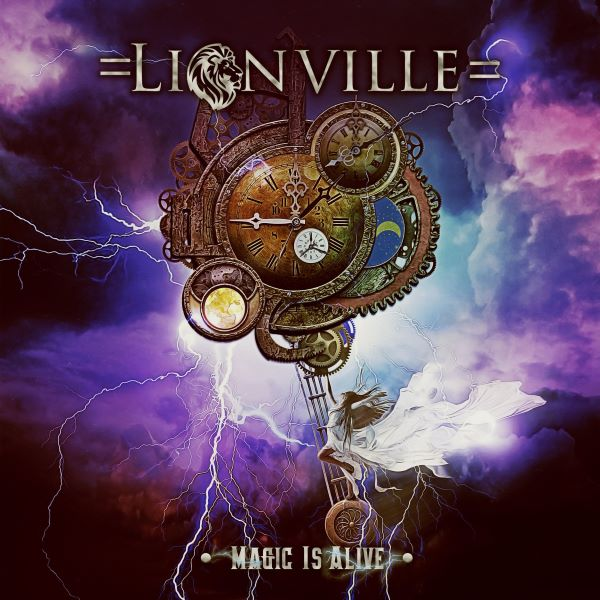 lionville - magic is alive - album cover