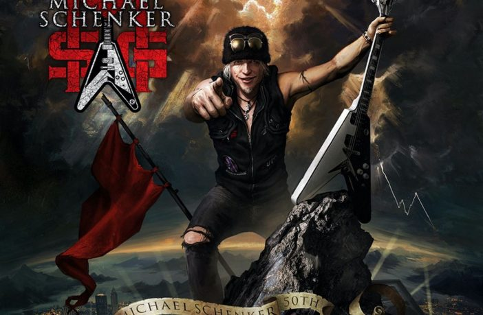 michael schenker - immortal - album cover