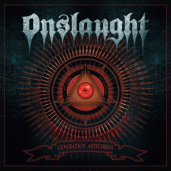 onslaught - generation antichrist - album cover