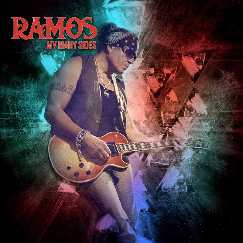 ramos - my many sides - album cover