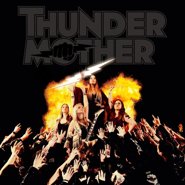 thundermother - heat wave - album cover