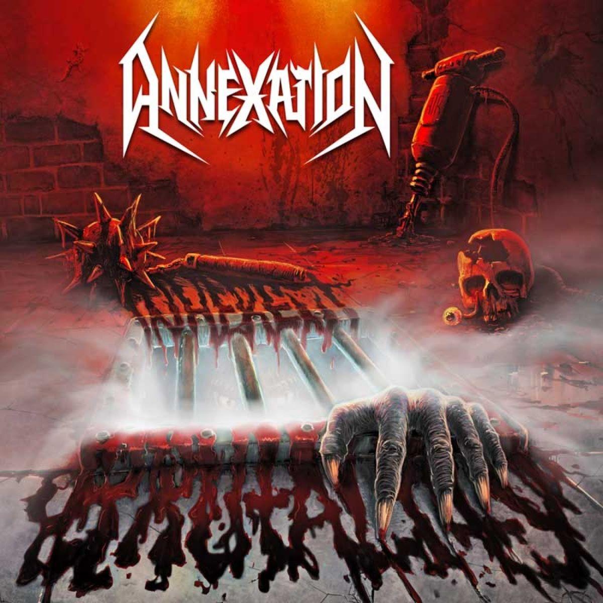 ANNEXATION - Inherent Brutality - album cover