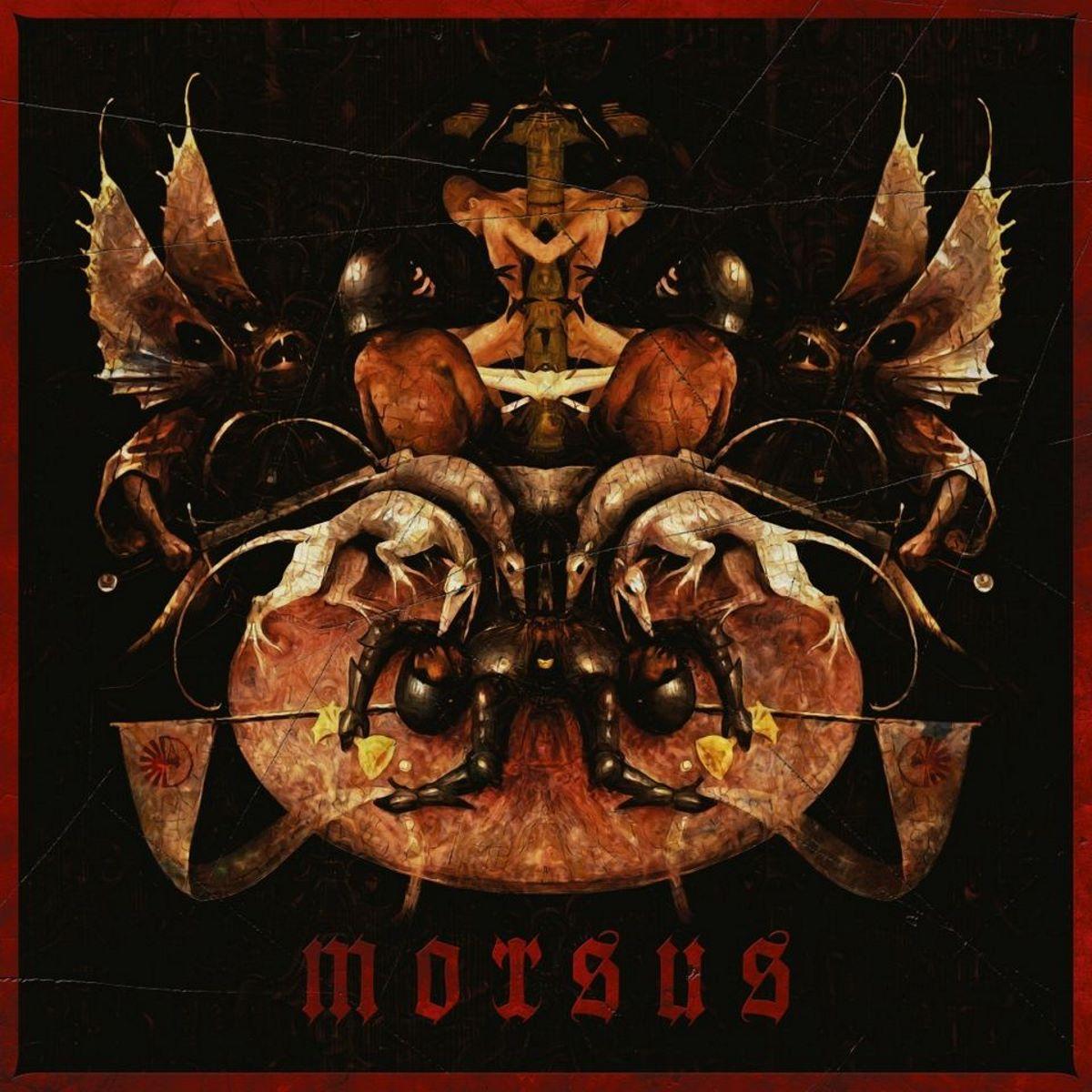 ARROGANZ - morsus - album cover