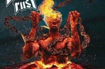 BLAZING RUST - Line Of Danger - album cover