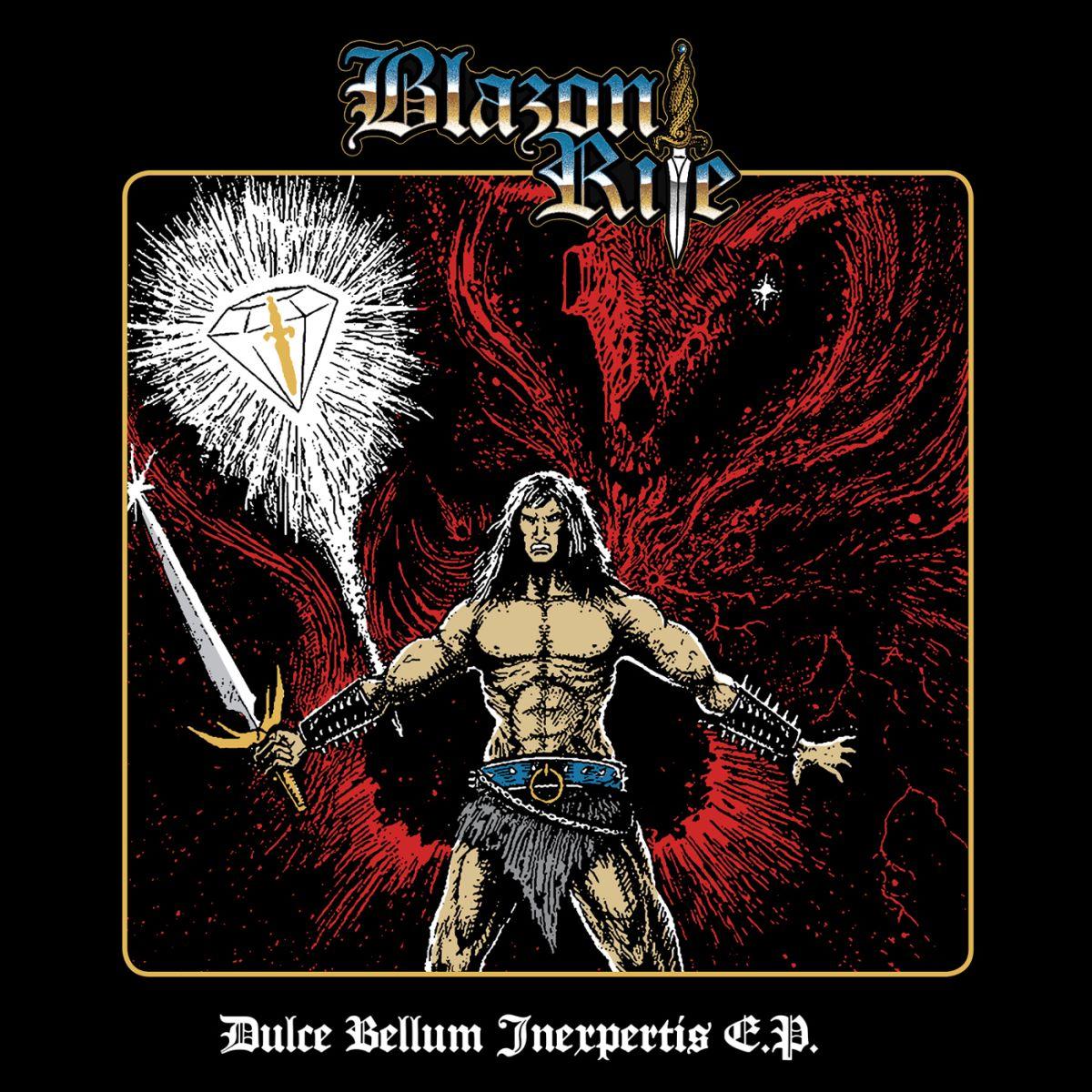 Blazon Rite - Dulce Bellum Inexpertis - album cover