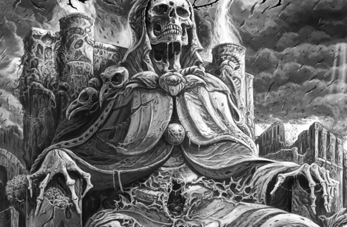Darkened - Kingdom of Decay - album cover