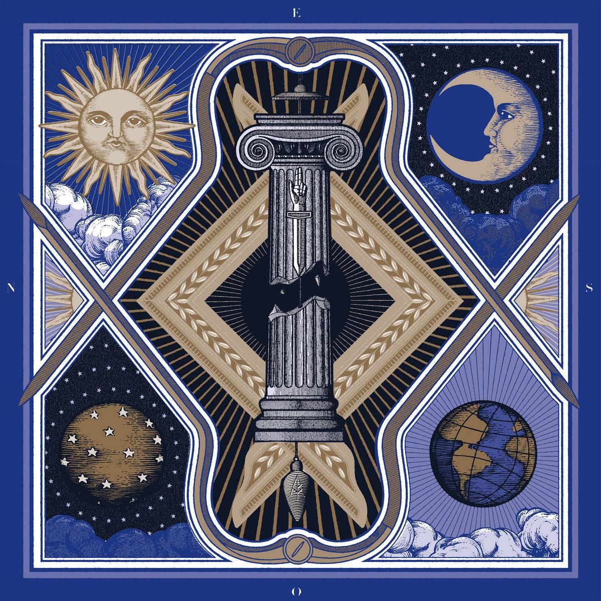 Deluge - Aego Templo - album cover