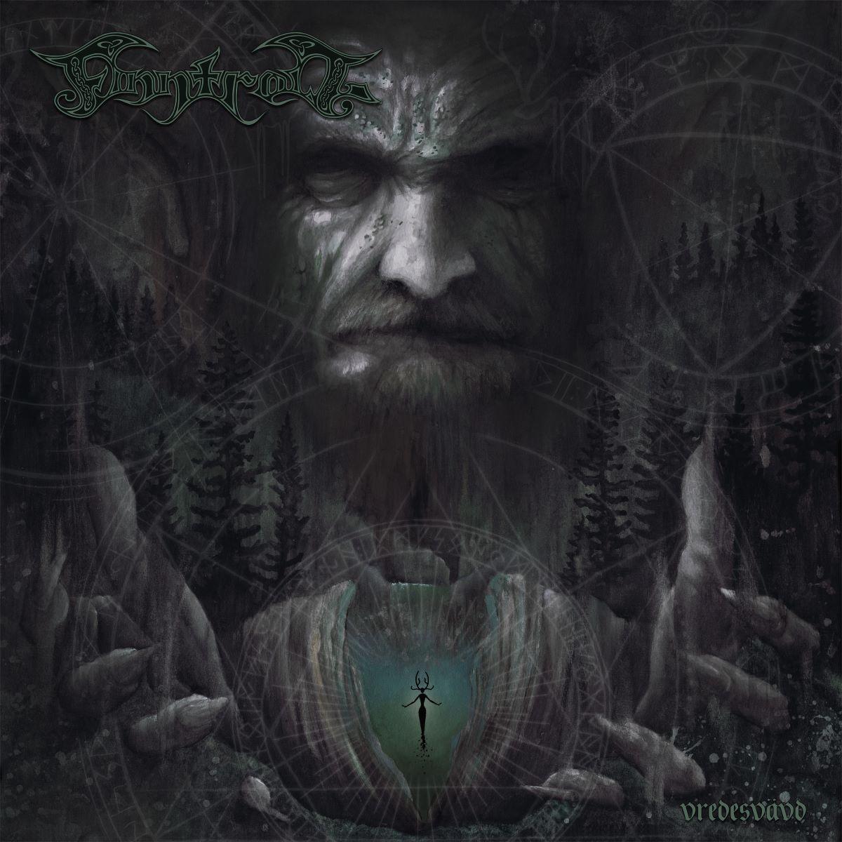 Finntroll - Vredesvavd - album cover