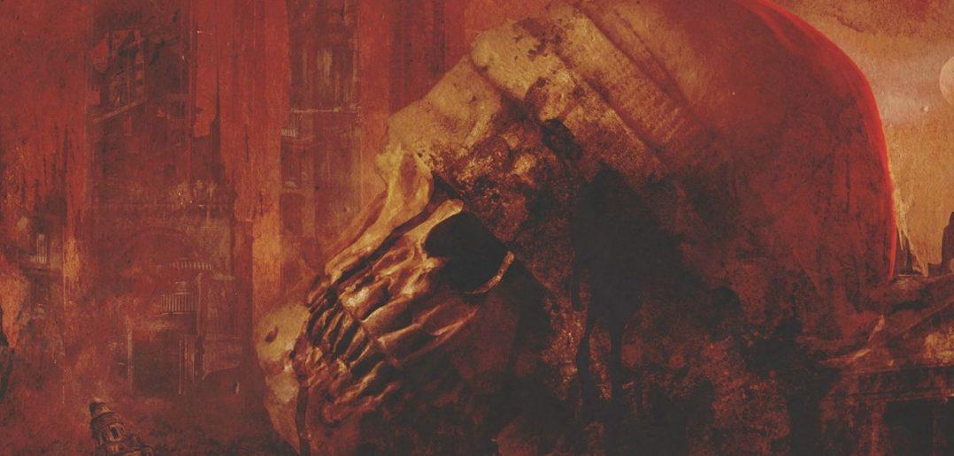 Heathen - Empire Of The Blind - album cover