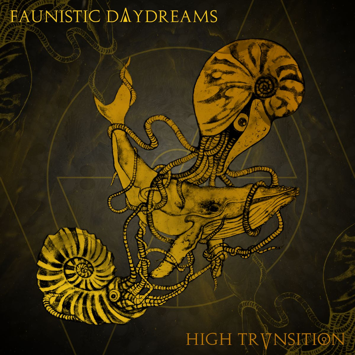 High Transition - Faunistic Daydreams - album cover