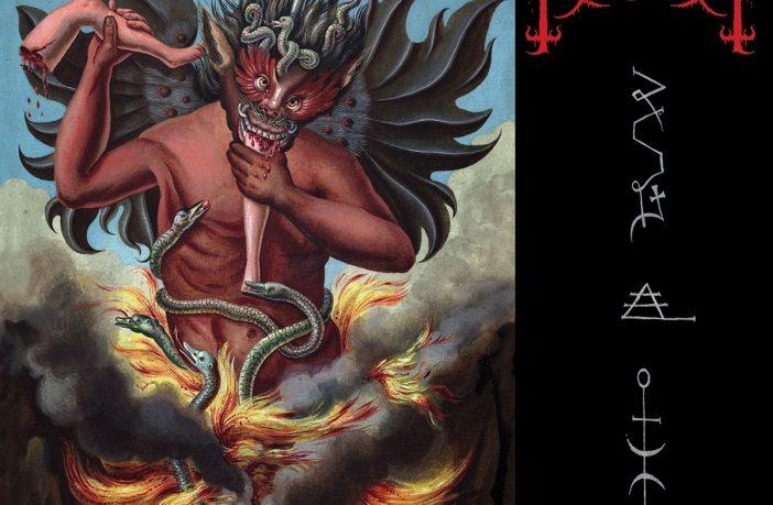 KATAVASIA - Magnus Venator - album cover