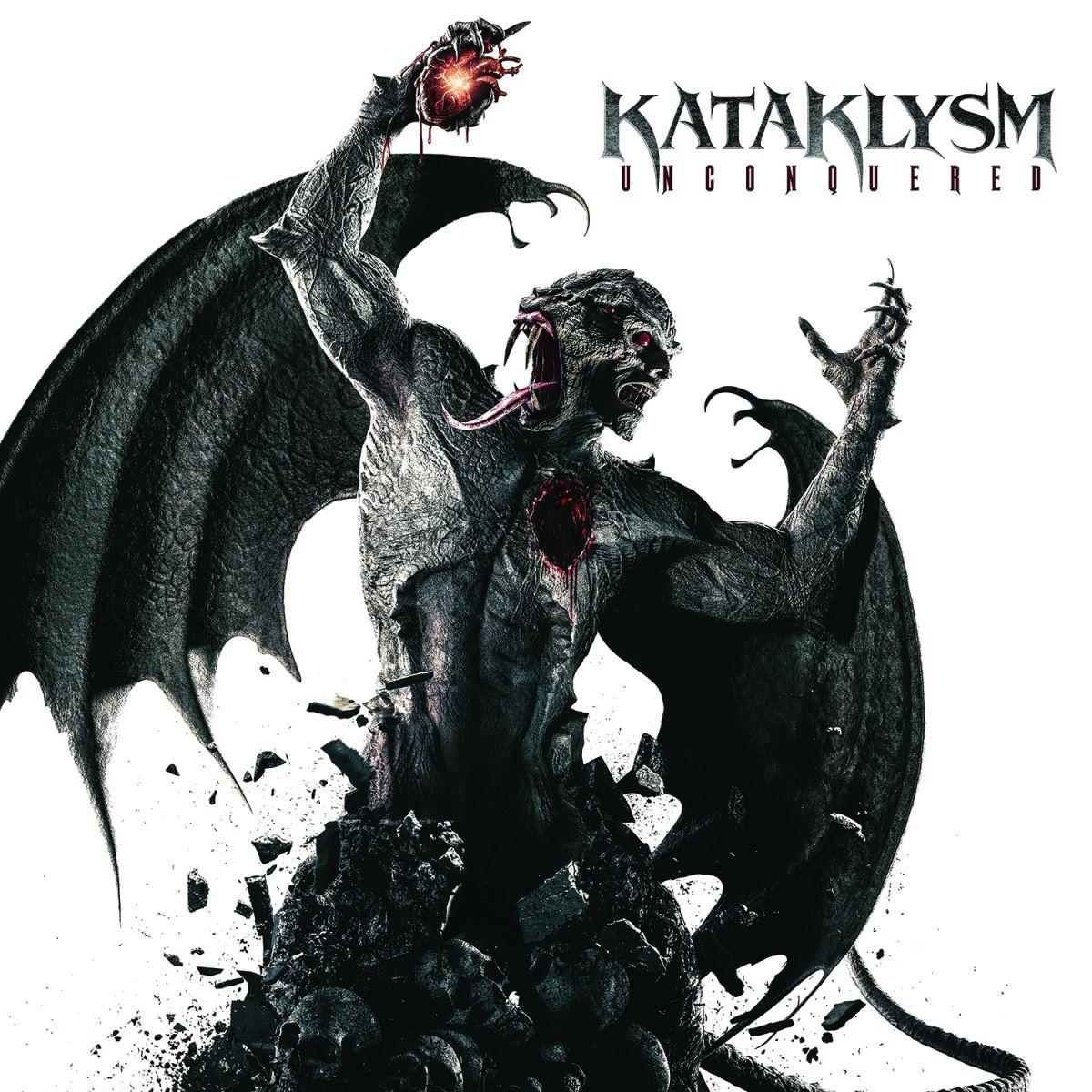 Kataklysm - UNCONQUERED - album cover