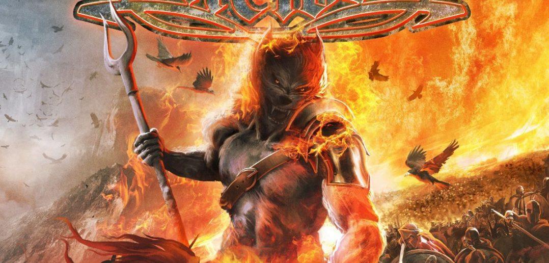 LONEWOLF - Division Hades - album cover