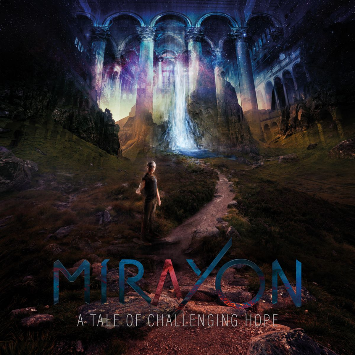 MIRAYON - A Tale Of Challenging Hope - album cover