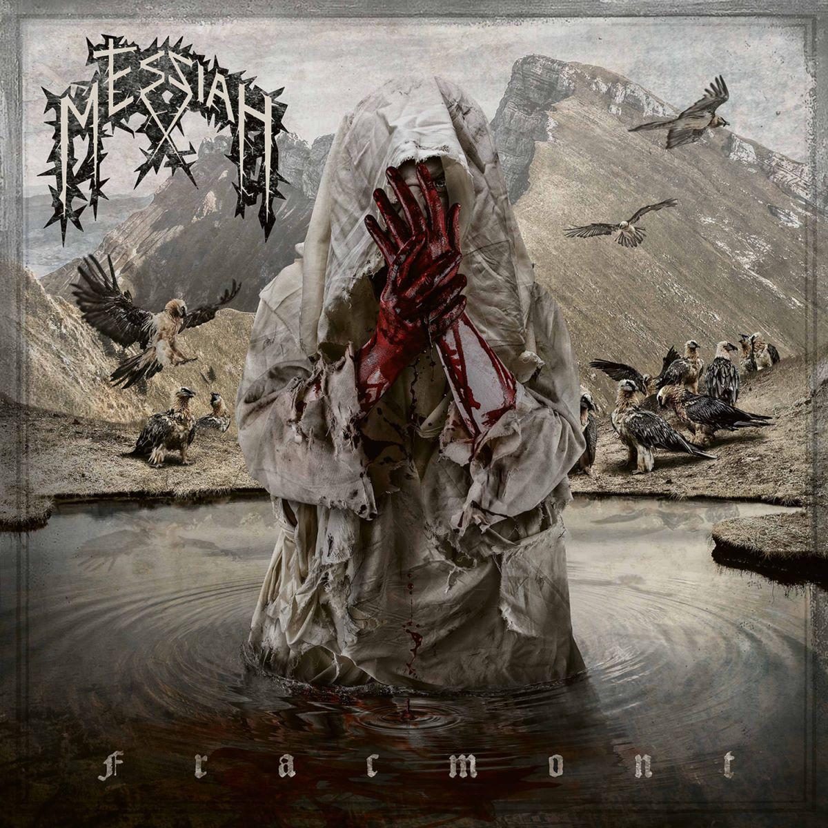 Messiah - Fracmont - album cover