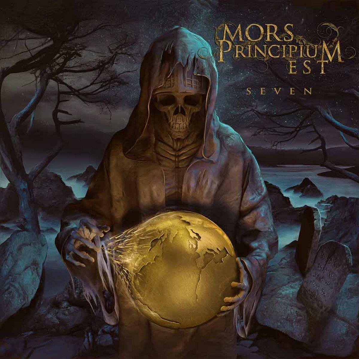 Mors Principium Est - seven - album cover