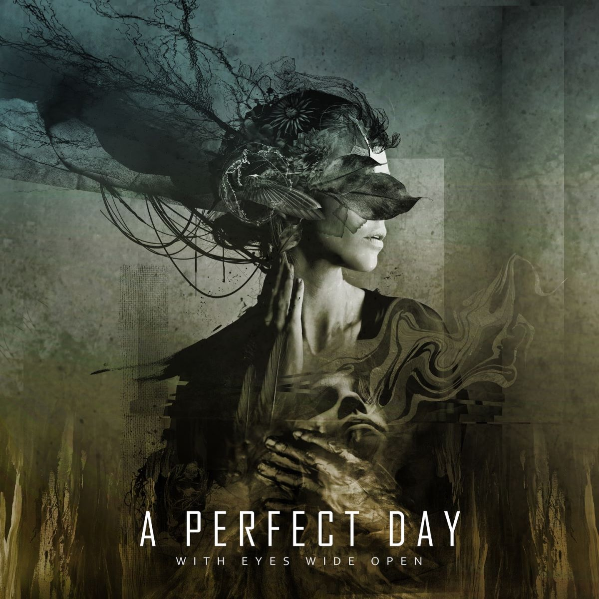 Perfect Day - With Eyes Wide Open - album cover