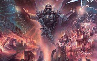 Sodom - Genesis XIX - album cover