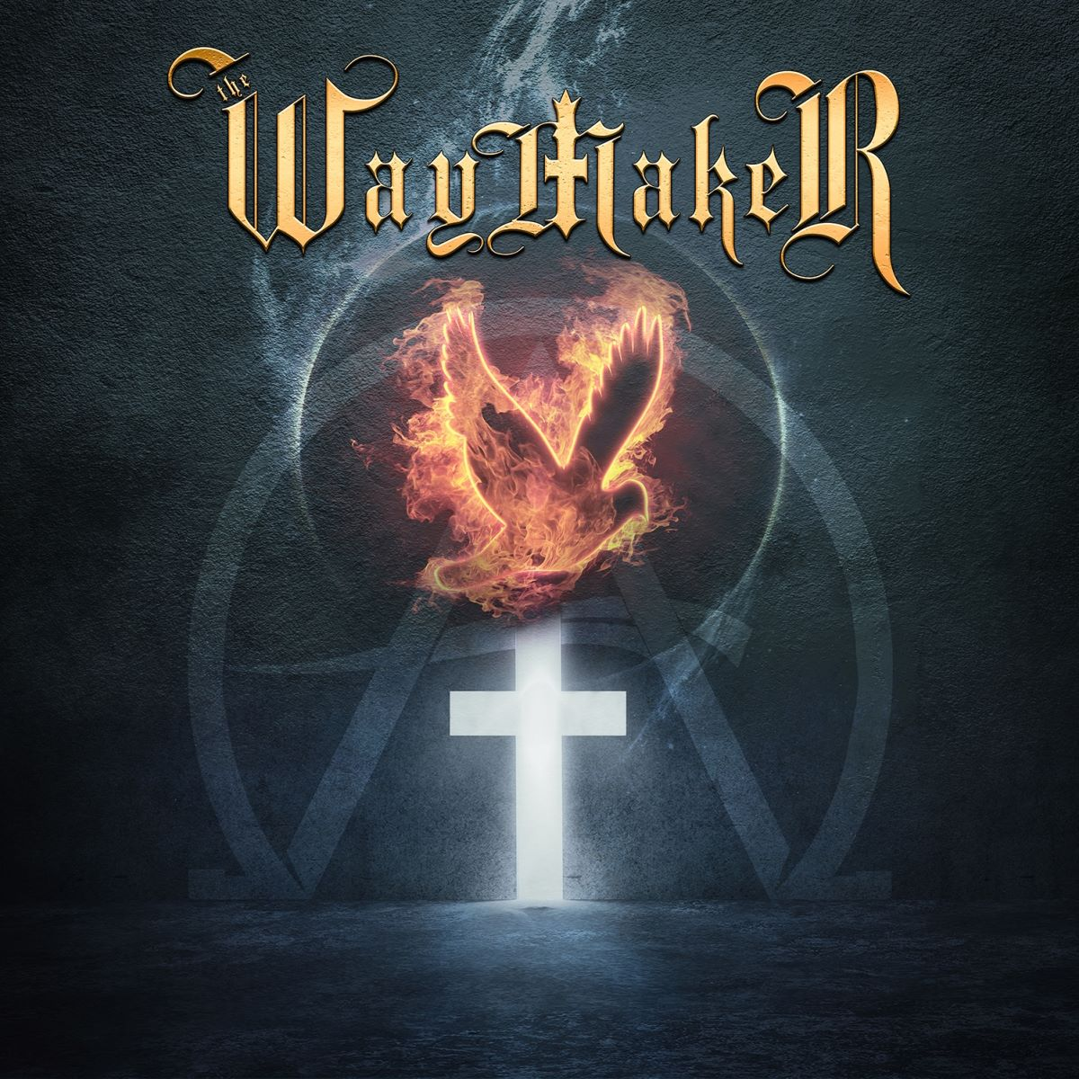THE WAYMAKER - THE WAYMAKER - album cover