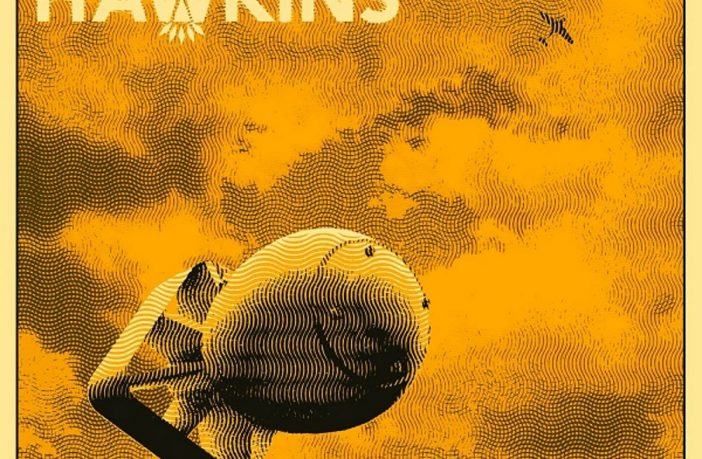 The Hawkins - Silence is a Bomb - album cover