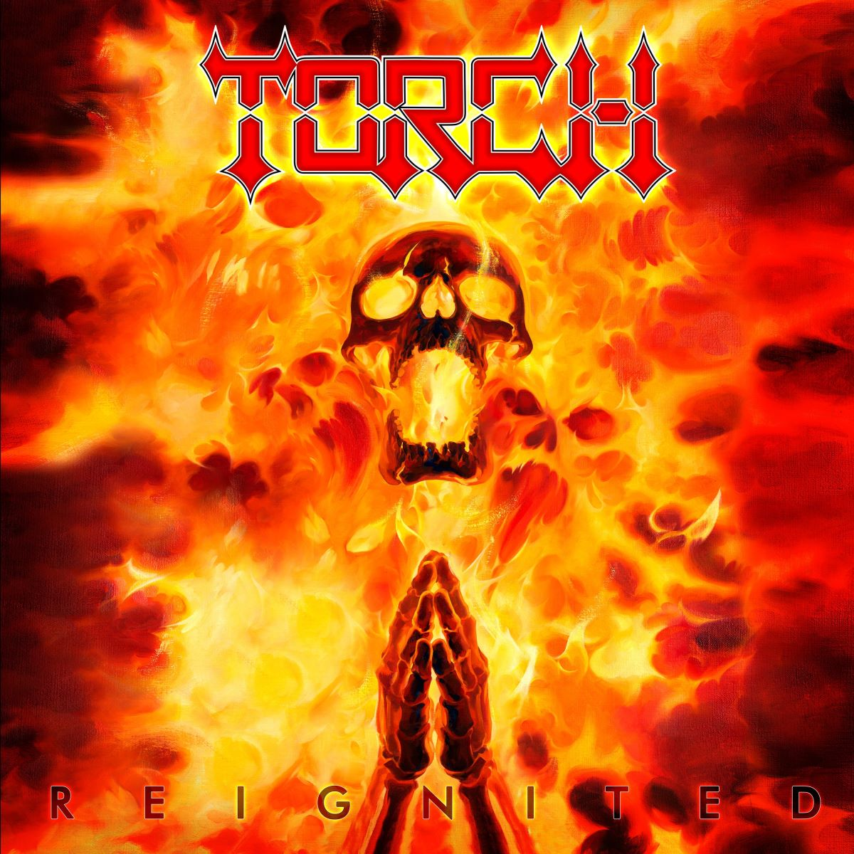 Torch - Reignited - album cover