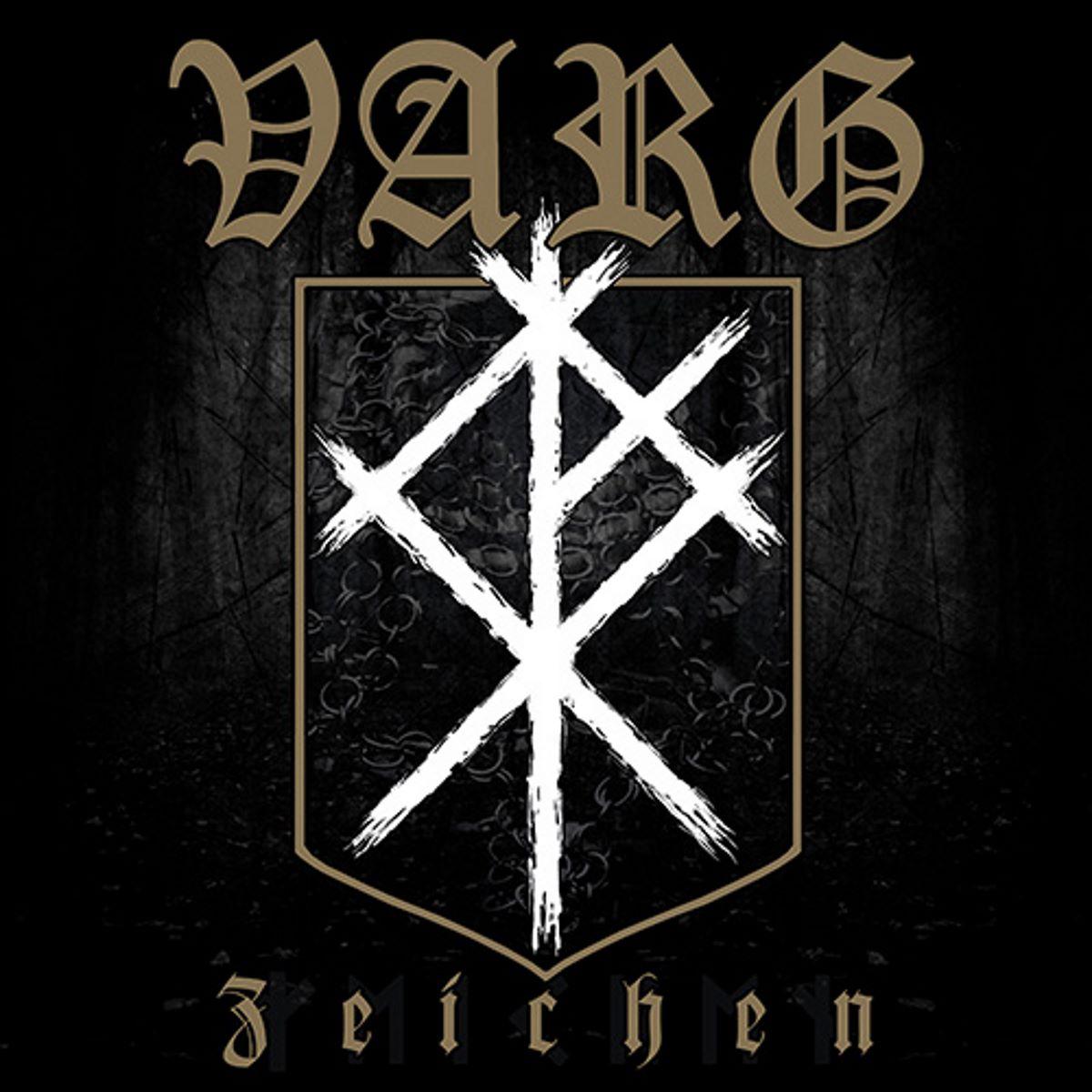 VARG - Zeichen - album cover