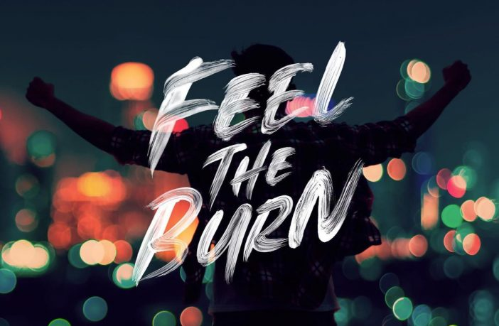 brother firetribe - feel the burn - album cover