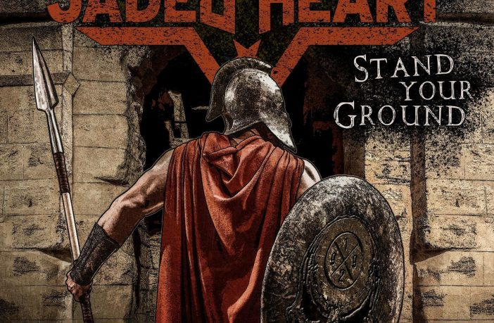 jaded heart - Stand Your Ground - album cover