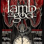 LAMB OF GOD – kündigen Streaming Events an!