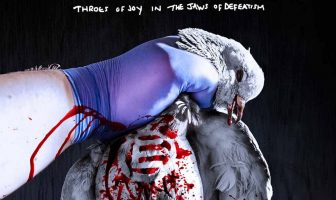 napalm death - Throes of Joy in the Jaws of Defeatism - album cover
