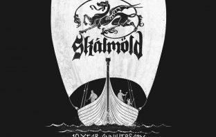 skalmold - 10 Year Anniversary - Live In Reykjavík - album cover