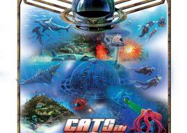 """CATS IN SPACE – """"Atlantis"""" Album Details"""