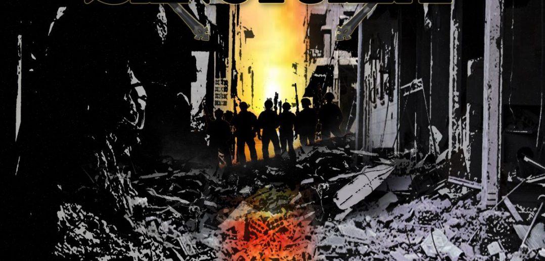 Corners Of Sanctuary - Heroes Never Die - album cover