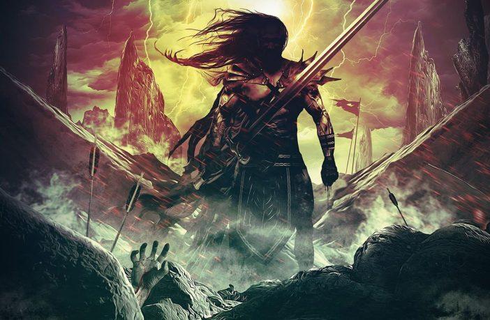 HARMONIZE - Warrior in the Night - album cover