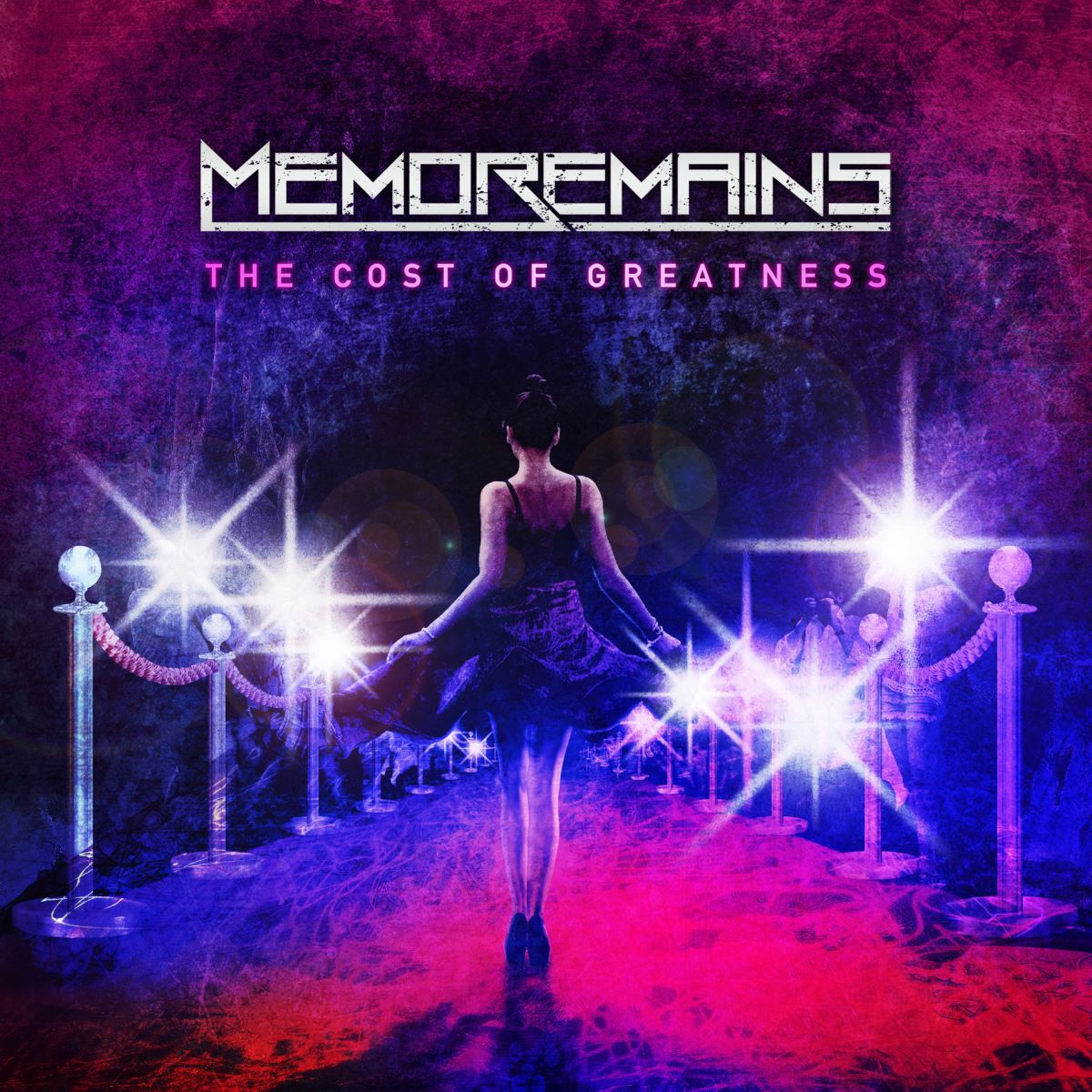 MEMOREMAINS - The Cost of Greatness - album cover