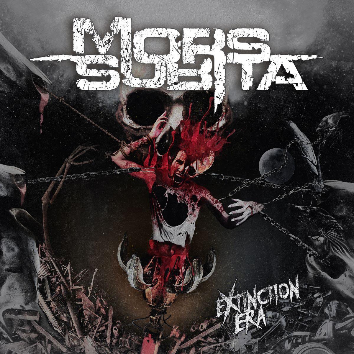 Mors Subita - Extinction Era - album cover