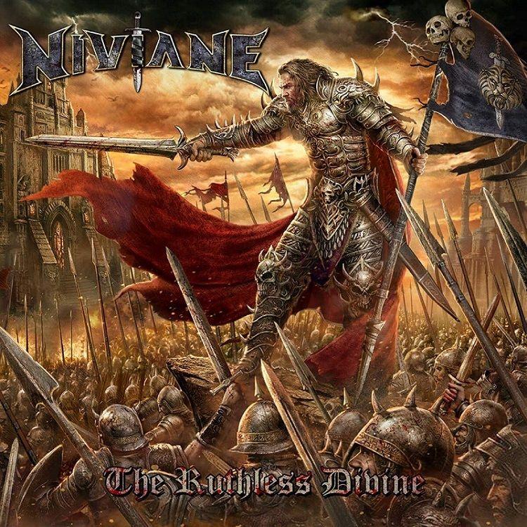 Niviane - The Ruthless Divine - album cover