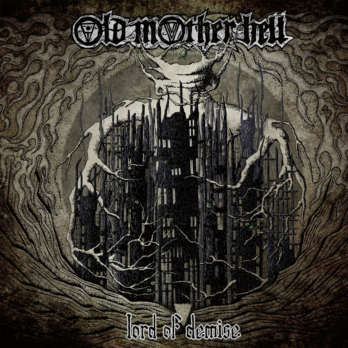 Old Mother Hell - Lord Of Demise - album cover