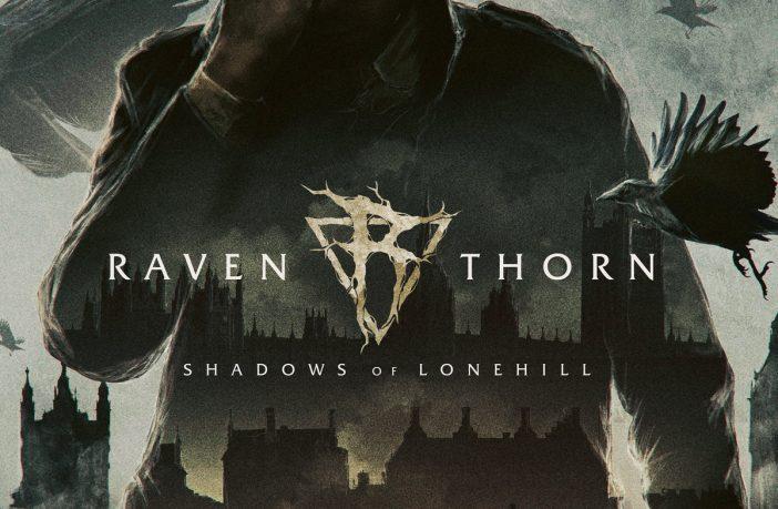 Raventhorn - Shadows of Lonehill - album cove