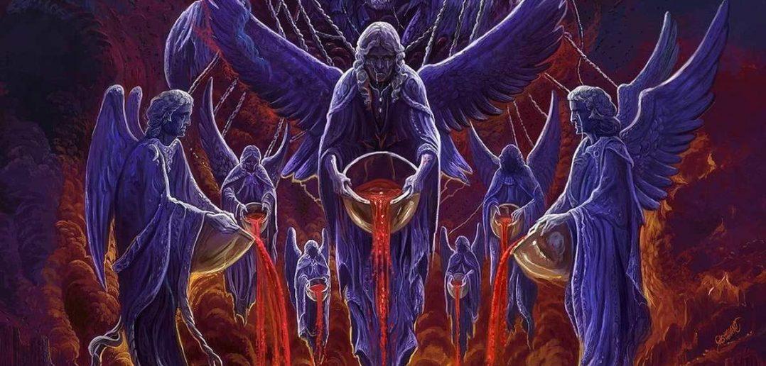 SOULSKINNER - Seven Bowls of Wrath - album cover