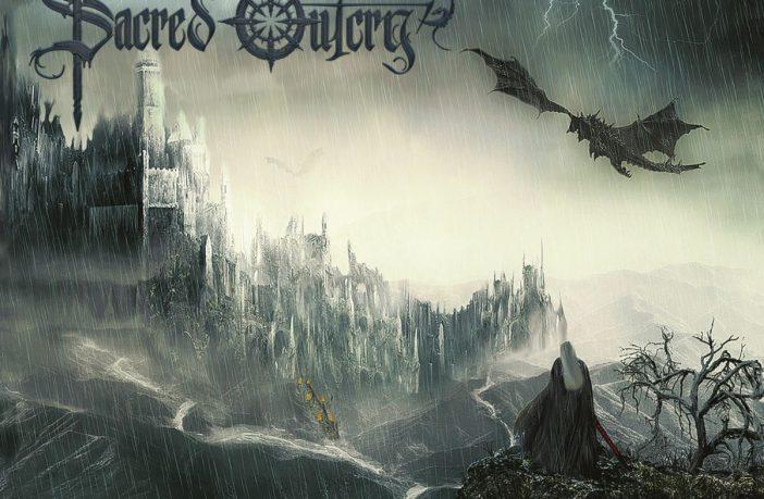 Sacred Outcry – Damned For All Time - album cover