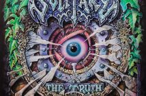 Solitary - The Truth Behind The Lies - album cover