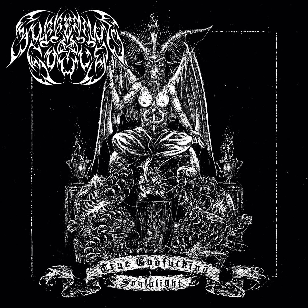 Suffering Souls - The Godfucking Soulblight - album cover