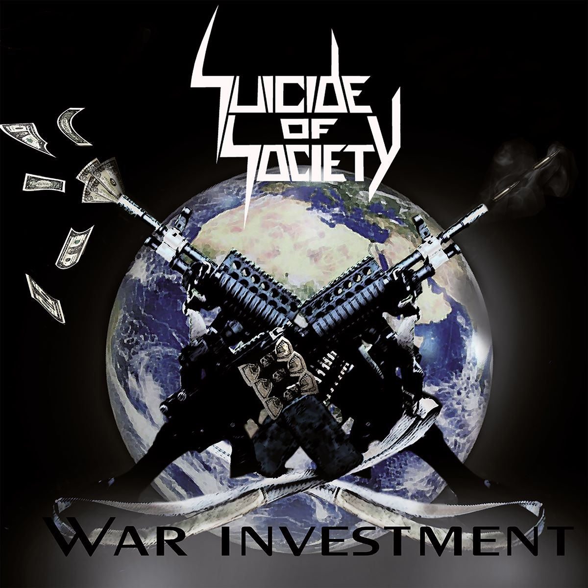 Suicide Of Society - War Investment - album cover