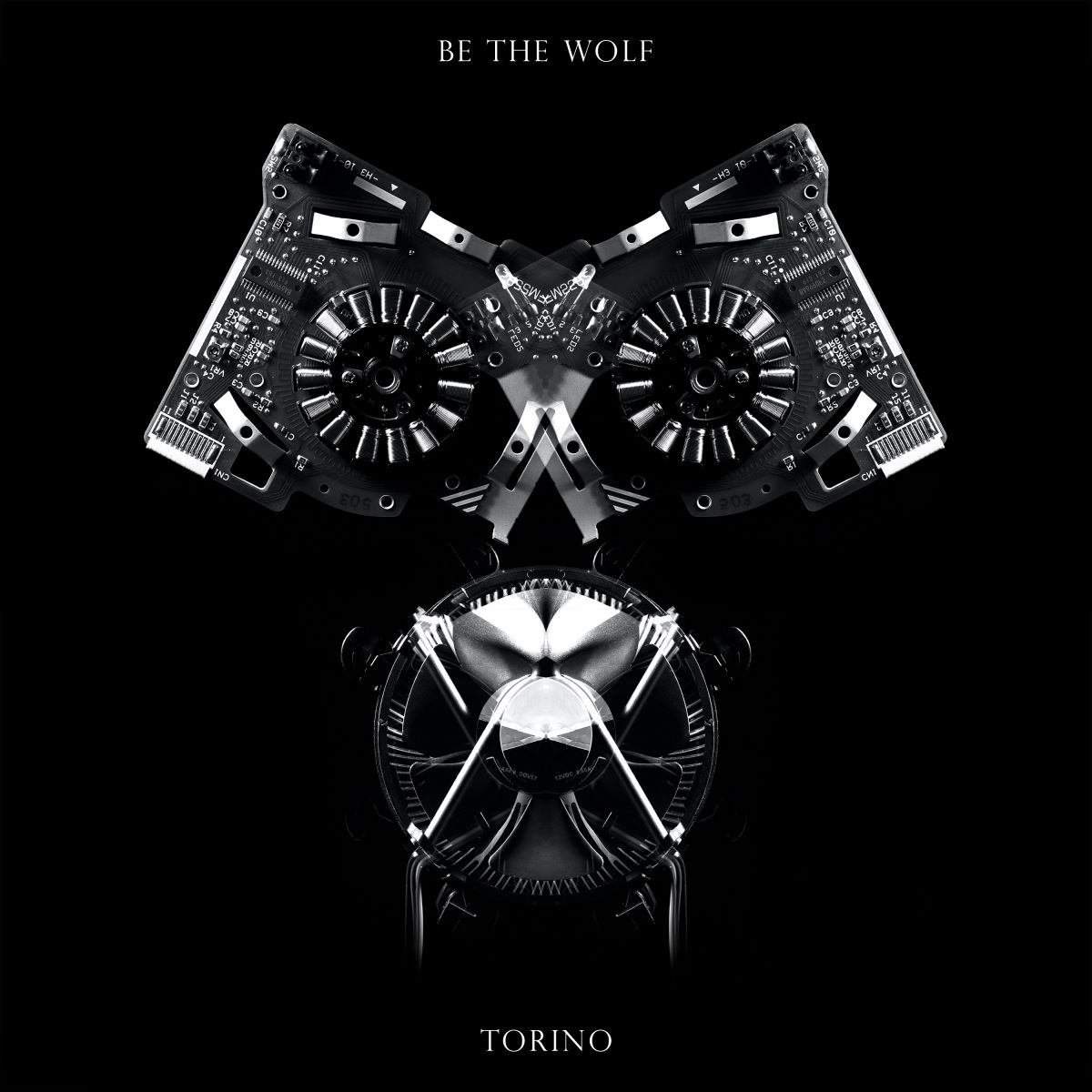 be the wolf - torino - album cover