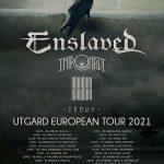 ENSLAVED – Europatour 2021