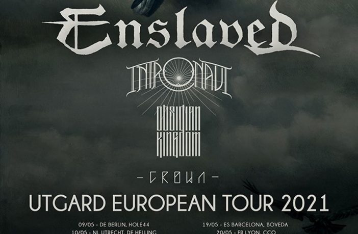 enslaved - tourflyer 2021