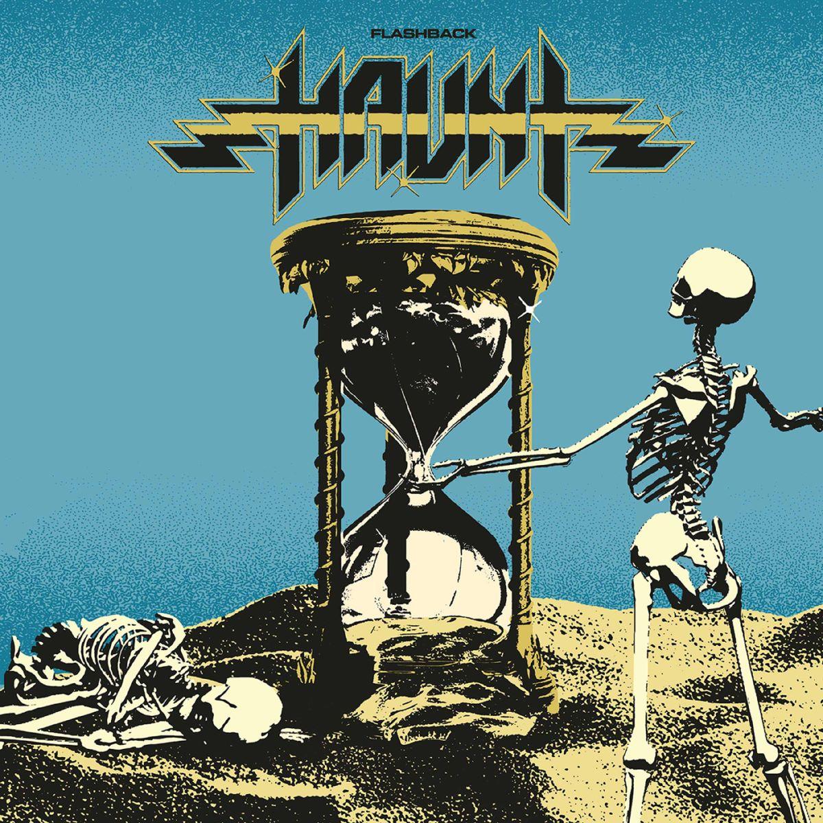 haunt - flashback - album cover