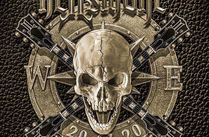 hellsmoke - 2020 - album cover