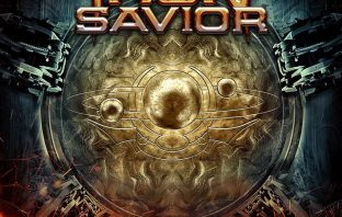 iron savior - skycrest - album cover